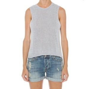 Rails | Jenna White Knit Tank